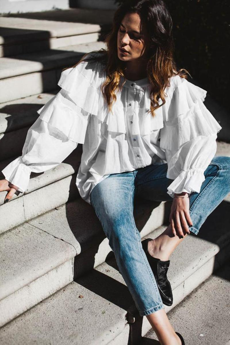 A Guide to Buying (And Styling) Bold Blouses