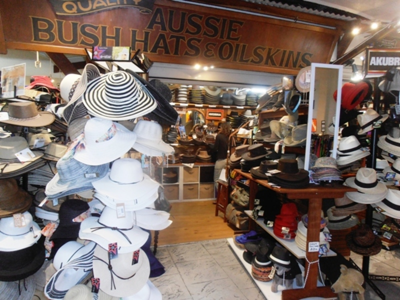 aussie bush hats cairns