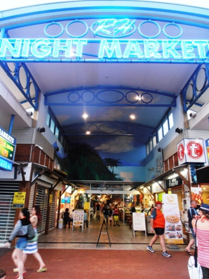 cairns night markets