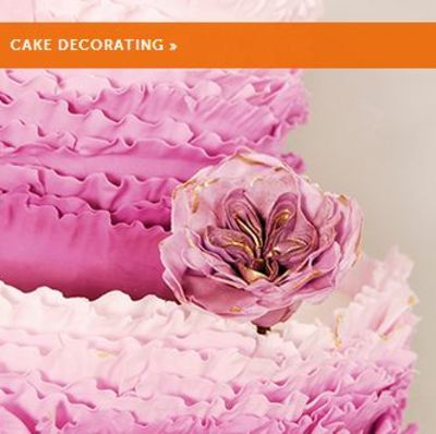 Cake Decorating Lessons : Craftsy.com : Free online cake decorating classes - Shop Love