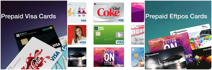 Corporate Prepaid GiftCards