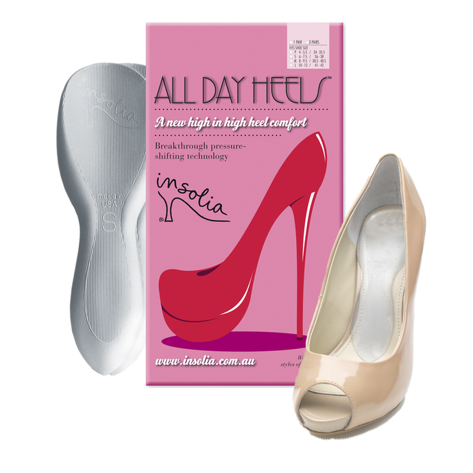 Insolia All Day Heels