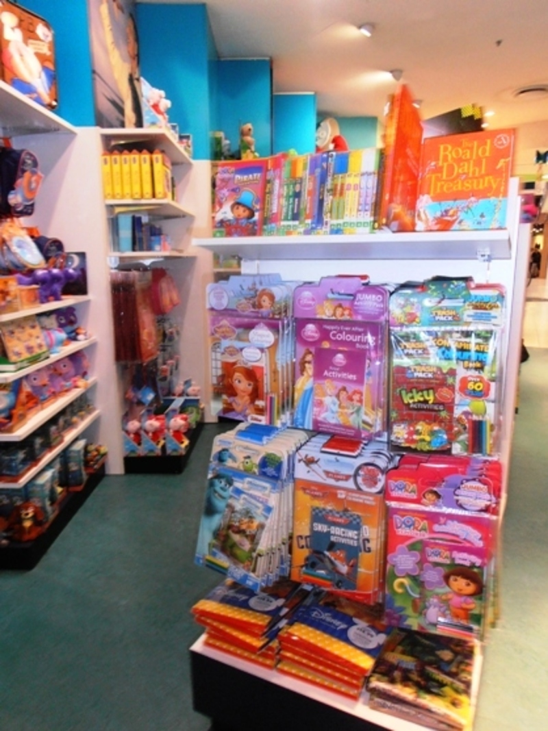 toy shop
