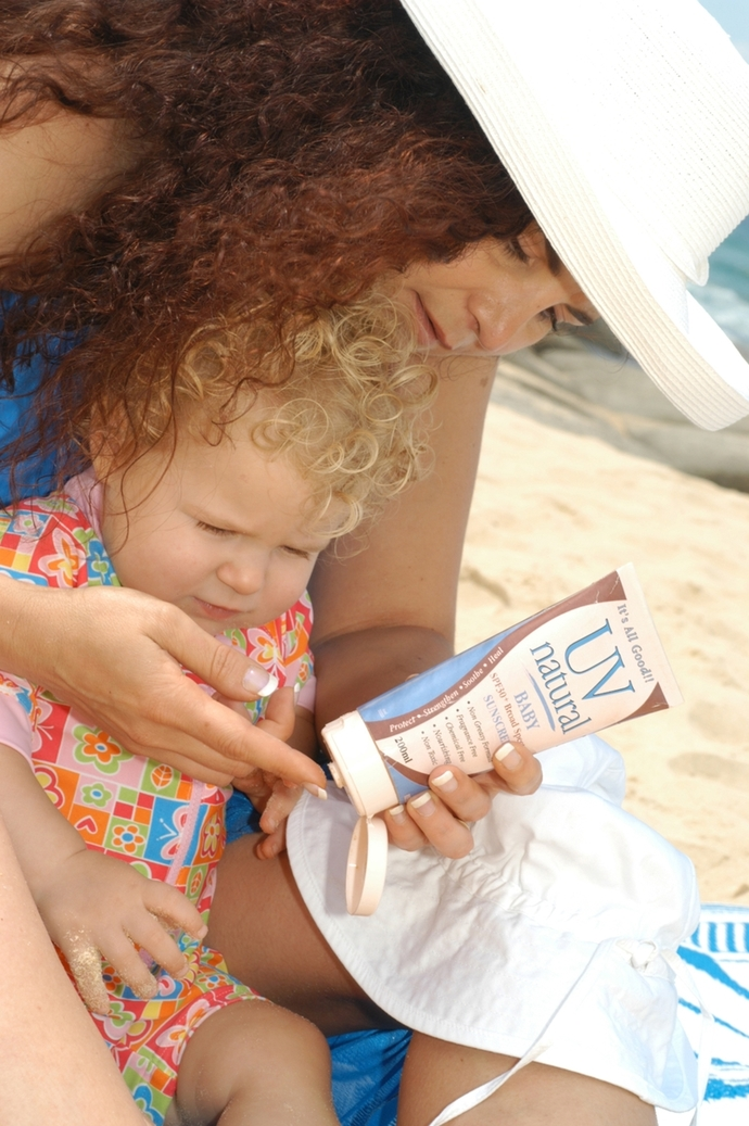 UV Natural, natural sunscreen, sun protection